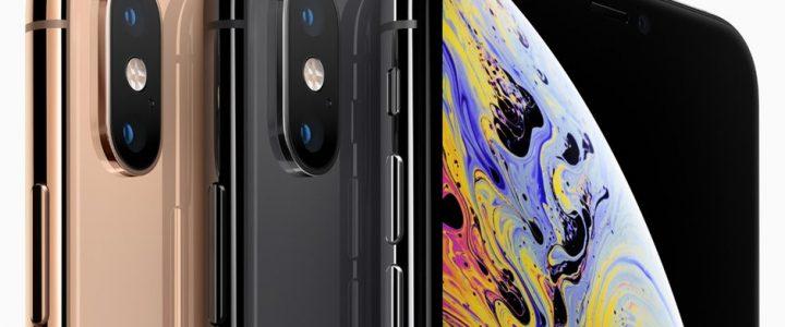เปิดตัวไอโฟนรุ่นล่าสุด iPhone XS XR มือถือจอใหญ่ เจอเนอเรชั่นใหม่ของไอโฟน