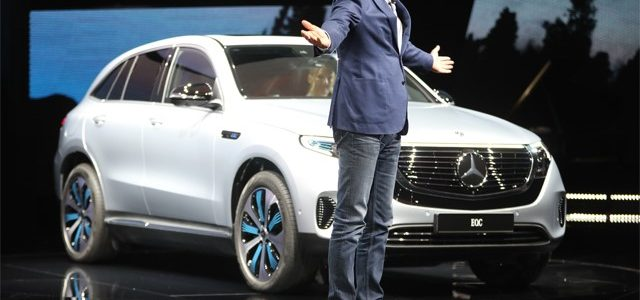 Mercedes-Benz เปิดตัวรถยนต์ไฟฟ้าเต็มรูปแบบคันแรกของโลก