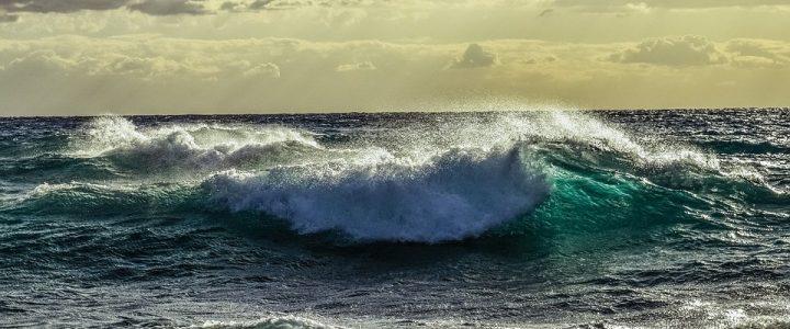 พลังงานคลื่นทะเล ทางเลือกใหม่ของการผลิตกระแสไฟฟ้า